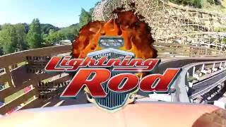 NEW! Lighting Rod POV - Dollywood (Pigeon Forge, TN)