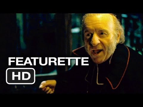 Les Misérables Featurette - Colm Wilkinson Is Back (2012) - Hugh Jackman Movie HD