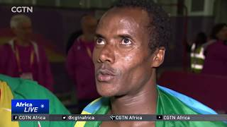 CGTN: Ethiopia's Edris End Mo Farah's Invincibility in Final Track Race