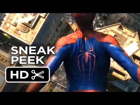 The Amazing Spider-Man 2 Sneak Peek TEASER (2014) - Emma Stone, Andrew Garfield HD
