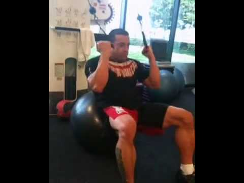 MMA core exercises, fighter training series, www.ProFightNetwork.com