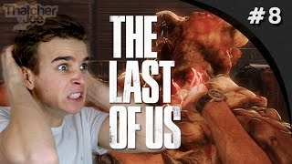 BLOATER THROWS HIS S**T - Last of us #8