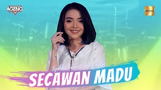 Download lagu Syahiba Saufa ft Ageng Music - Secawan Madu ( Live Music)