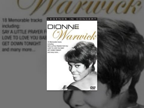 Dionne Warwick - Legends in Concert