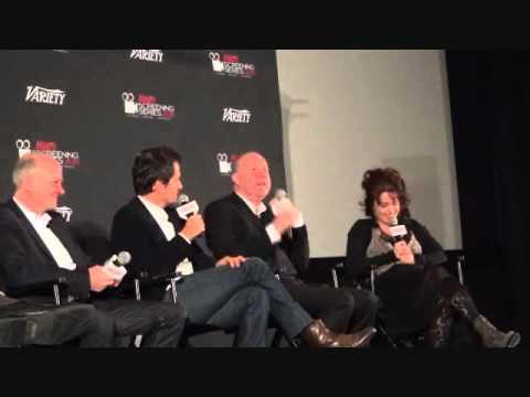 Harry Potter Deathly Hallows Part 2 Q And A Helena Bonham Carter David Heyman David Yates 2