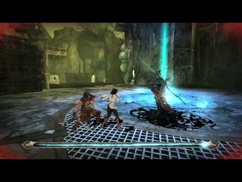 Prince of Persia (2008) PCgamePlay on I3/GT520/Windows 8