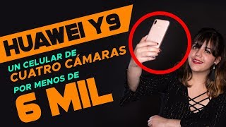 HUAWEI Y9 2019 ¿El mejor gama media? | Review en Español