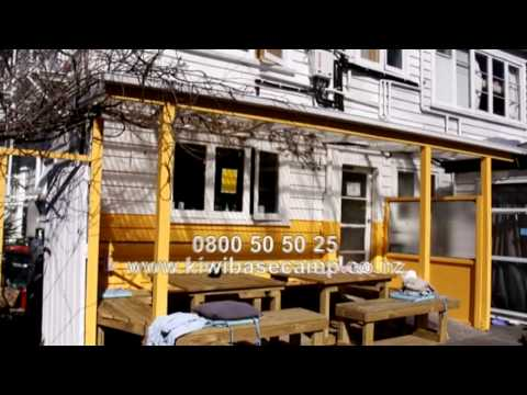 Hostel - Kiwi Basecamp - Christchurch - New Zealand