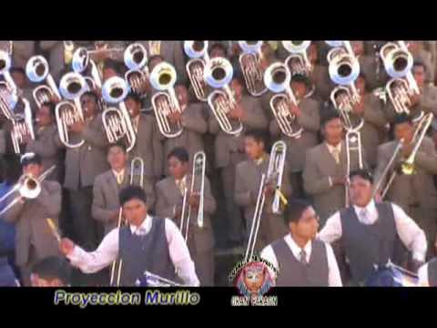 MORENADA  PROYECCION MURILLO 2010 PACEÑITA DE MI CORAZÓN [SICA SICA] BOLIVIA PARTE 2