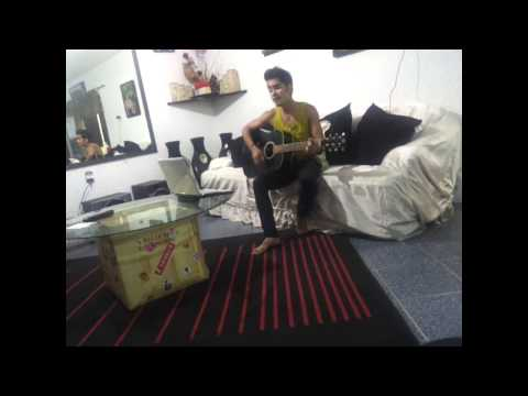 Los claxons - ya me canse (cover) Chris Lavallade