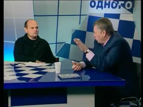 Два против одного - Жириновский уходит из студии