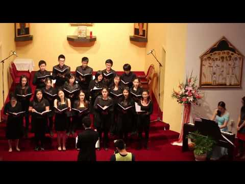 Gustav Holst - Sing to the Lord