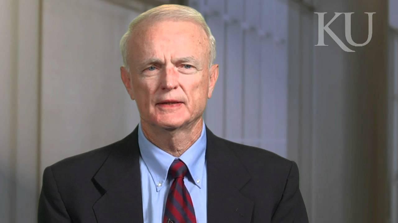 Professor profile: Allen Ford,