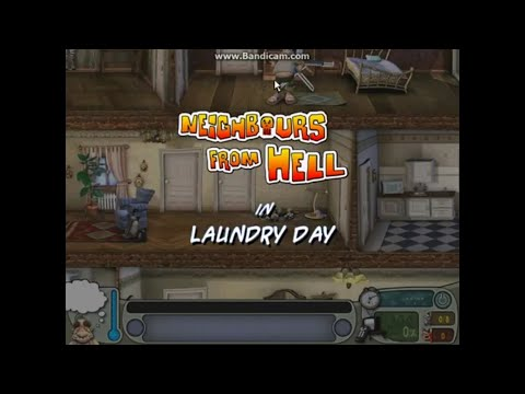 Neighbours from Hell 100% S3 E1 Laundry Day