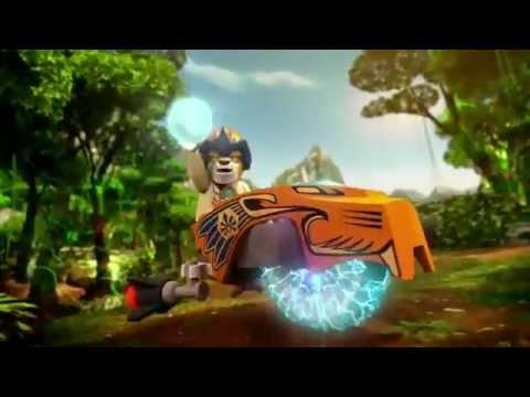Lego Legend of Chima Speedorz Commercial
