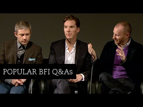Sherlock panel discussion excerpt