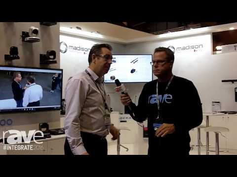 Integrate 2016: Gary Kayye Interviews Ken Kyle of Madison Technologies