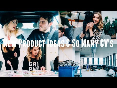 NEW PRODUCT IDEAS & SO MANY CVS