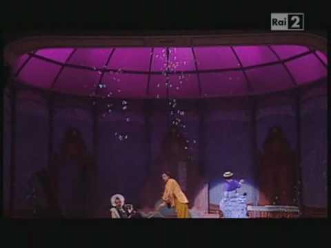 Anna Marchesini ,Tullio Solenghi e Massimo Lopez – Mary Poppins