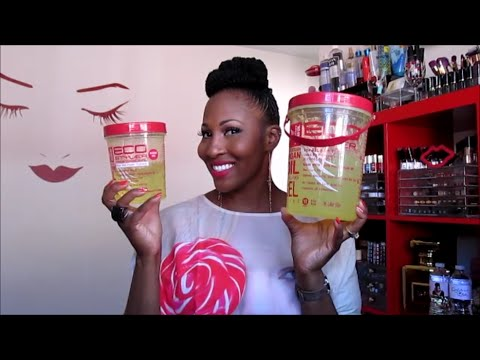 What You SHOULD Know About Eco Styler Gel!!! +My Fave Wash ~N~ Go Product(s)
