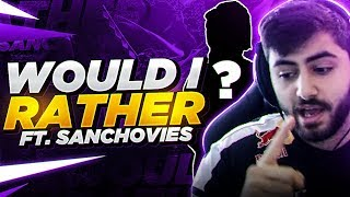 Yassuo | WHO WOULD I RATHER... Ft. Sanchovies