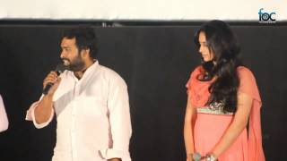 Attakathi - Santhosh Narayanan, Attakathi Dinesh & Cuckoo Team Speech