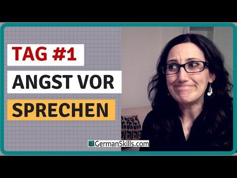 Warum habe ich noch Angst vorm Sprechen? Tag #1: Deutsch sprechen | 30 Tage Challenge