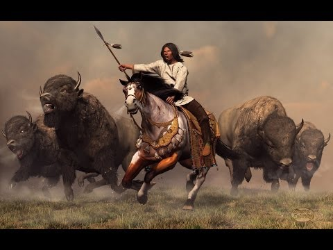 Native American Music - Sioux Indians video