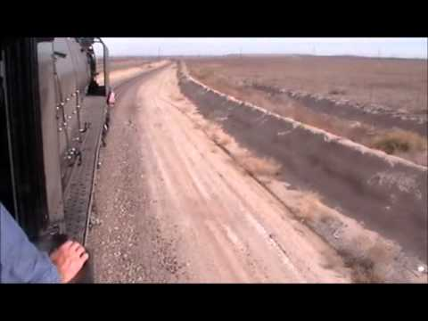 Union Pacific 844 Cab Ride From Walsenburg, CO to Pueblo, CO Part 5