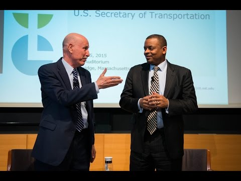 A Discussion with the Honorable Anthony Foxx, U.S. Secretary of Transportation