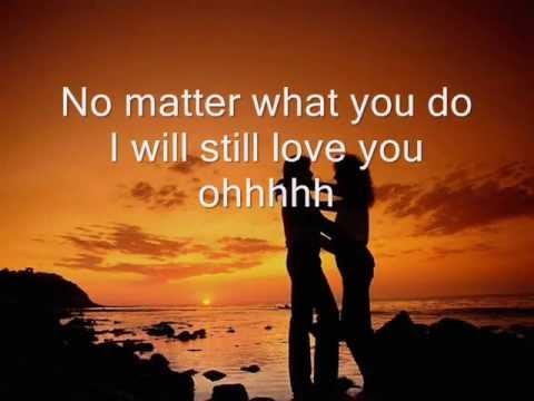 I will still love you (acappella)