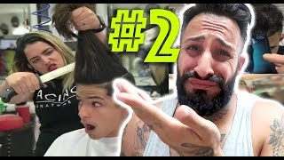 Bartmann REAGIERT zu BEST BARBERS IN THE WORLD USA #2