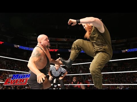 Big Show vs. Erick Rowan: WWE Main Event, Aug. 19, 2014