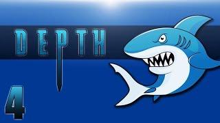DEPTH: DIVERS VS SHARKS Ep. 4 (Best Sharks Ever!) Full Round