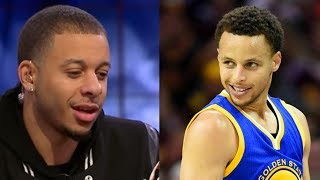 Download Seth Curry Says HE'S a Better Shooter Than Steph 3Gp Mp4