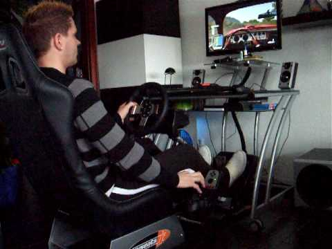 Playseat / g27 Test Drive Unlimited