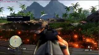 Far Cry 3 Gameplay - Some Non-Stop Action! [1080p]