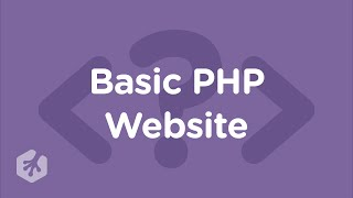 Build a Basic PHP Website with Treehouse