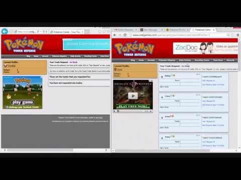 Pokemon Tower Defense 2: Duplication Hack