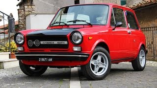 Autobianchi A112 Abarth 70 Hp - Davide Cironi Drive Experience (ENG.SUBS)
