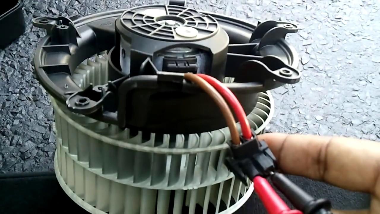 Bmw 750 E65 E66 Blower Motor Resistor Final Stage Heater
