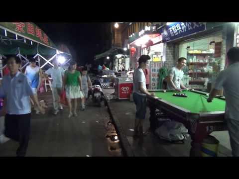 Жизнь в Китае #10: Вечерний досуг китайцев