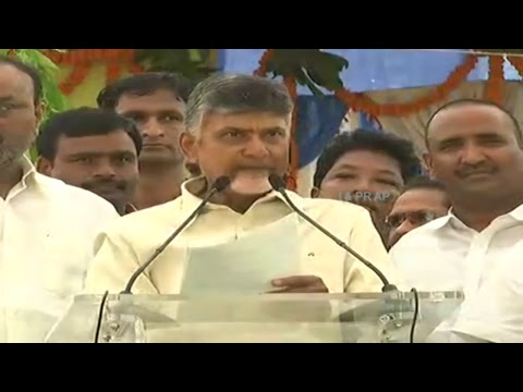 "Hon""ble CM of Andhra Pradesh Participation in Dasahara Celebrations at Palasa Srikakulam Dist Live"