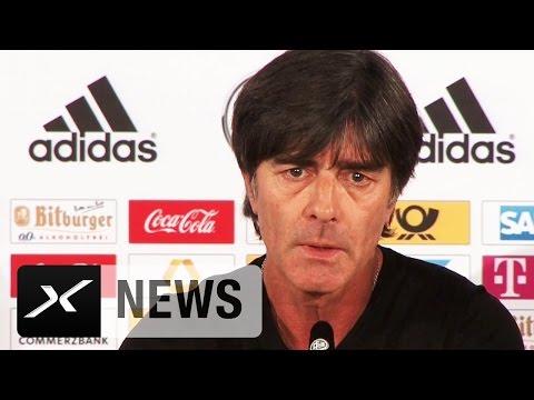 """Joachim Löw: """"Wir haben keine Angst!""""   DFB-Team nach der Terror-Nacht in Paris"""