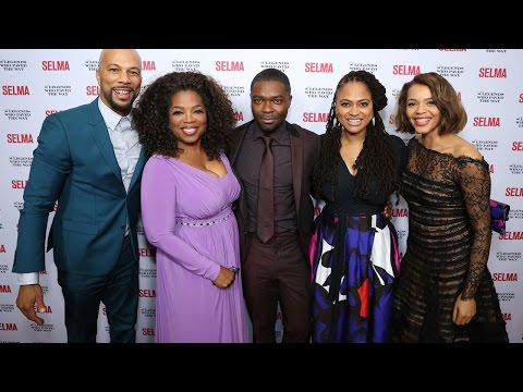Selma Movie - Legends Who Paved The Way Screening
