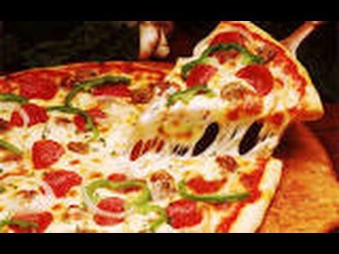 بيتزا هت طريقة البيتزا المحشية من الأطراف هوت دوج  pizza hot dog خطييرة سهلة وسريعة thumbnail