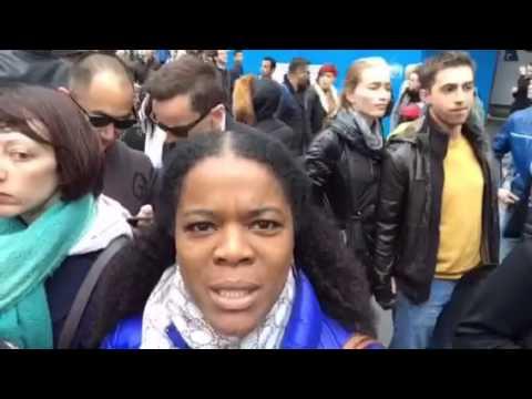 Gumball 3000 Regent St, London