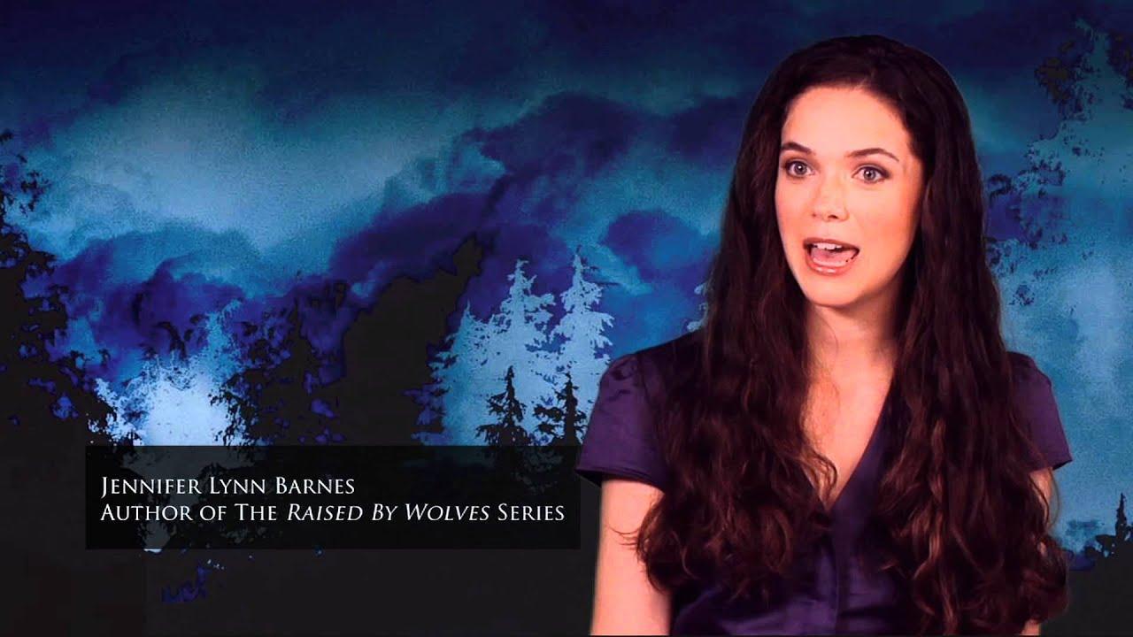 Author jennifer lynn barnes talks about the raised by wolves ya series
