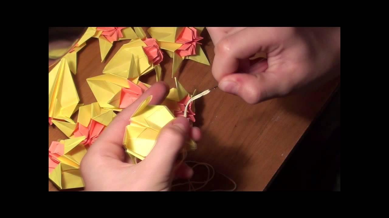 Видео Уроки Оригами Самолет