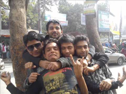RAG slide of BBA(31st Batch) students, University of Asia Pacific.Bangladesh